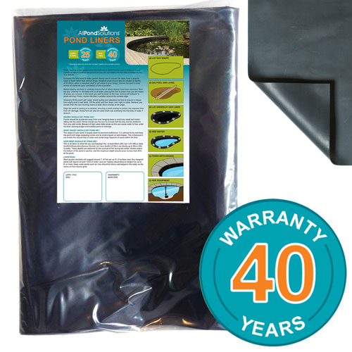 PVC Pond Liners