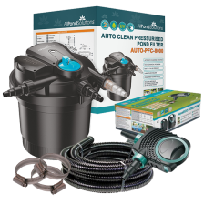 Pond Filter and Pump Kits