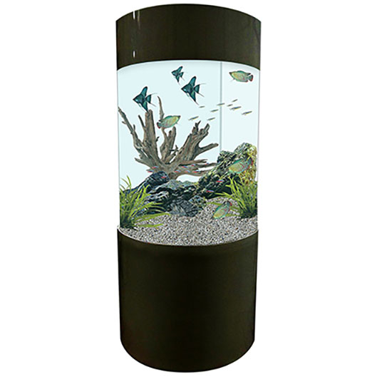 Column Aquarium Fish Tanks