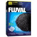Fluval Activated Carbon Filter Media 3 x 100g bags