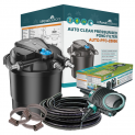 AUTO-PFC-25000 Pressurised Pond Kit