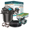 AUTO-PFC-8000 Pressurised Pond Kit - Free Hose & Clips