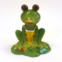 Small Frog Aquarium Ornament