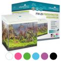 Small 29 Litre Nano Fish Tank - 6 Colours