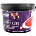 Vitalis Soft Sinking Koi Pellets - Medium - 6mm