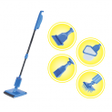 Aquarium Glass & Sand Extendable Cleaner