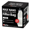 Red Sea Max Nano 225 Micron Thin-Mesh Fine Polish Filter Bags