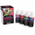 Red Sea Trace Colours 100ml Complete Set (A,B,C,D)