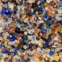 Aquarium Coloured Stones Gems 5 - 8mm 5kg - 30kg