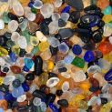 Aquarium Coloured Stones Gems 8 - 12mm 5kg - 30kg
